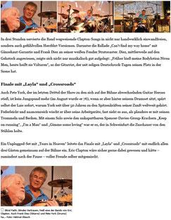Artikel & Bild: Helmut Glauch (Main Post) - Teil 2