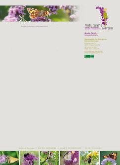 Designter Briefbogen