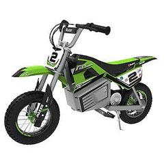 Razor SX350 Kid's Electric Motorcycle