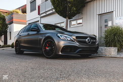 MB AMG C63S T
