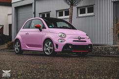 FIAT 500 595 PISTA