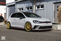 VW GOLF 7 GTI CS