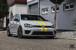 VW GOLF 7 R