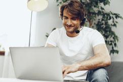 Zur Online-Unterweisung