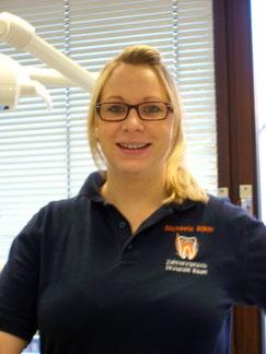 Verena Wacker, Prohylaxe in der Zahnarzpraxis Verena Wacker, ProhylaxeDr. Harald Bauer in Schweinfurt
