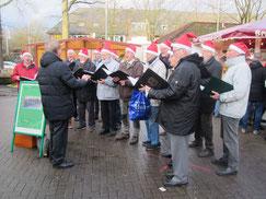 Auftritt Saseler-Weihnachtsmarkt
