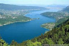 Secrétaire-Annecy-vue-lac