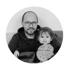 Sebastian Flender unterstützt das Label Anna und Oskar im Bereich Finanzen
