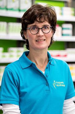 Michaela Graffweg Filialleiterin Gelderland Apotheke Geldern Cuypers Apotheken