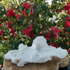 Des minéraux cristal de roche de l'Himalaya avec alainrsynerj.com
