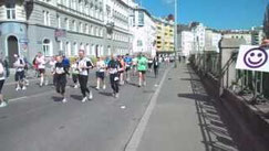 ME at the Vienna City Marathon