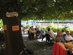 Muggendorf: Gasthof Kohlmannsgarten