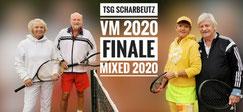 2. Sieger Sigrid Westphal/Rainer Wolf - 1. Sieger Rose Porombka/Herbert Schulze
