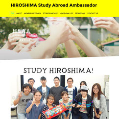 HIROSHIMA Study Abroad Ambassador