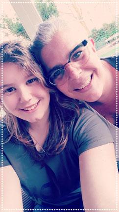 Ik met mijn oudste dochter Antje
