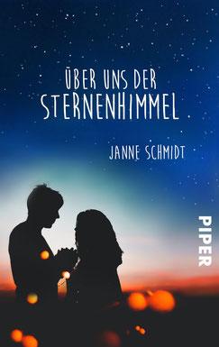 Über uns der Sternenhimmel Janne Schmidt Buchcover