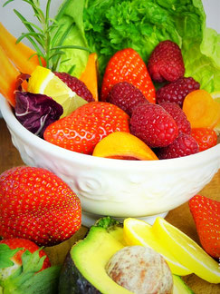 Detox Kur, Früchte