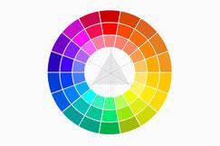 Farbmanufaktur broinger. Farbenkompass zur richtigen Farbwahl.