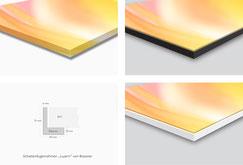 Farbmanufaktur broinger. Energiebilder Ausführungsarten.