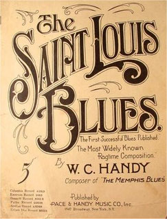 st louise blues-clasicos del jazz-standards jazz