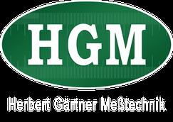 HGM - Herbert Gärtner Meßtechnik - Web-Logo