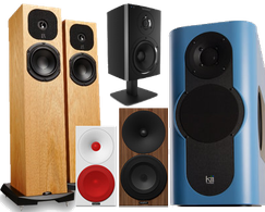 Kii audio, Dynaudio, Neat Acoustics, Stereofluss