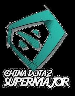 Dota 2 China Supermajor