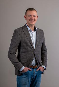 Geschäftsführer Marcel Korntheil
