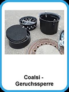 Kanalfilter, Geruchsfilter, Aktivkohlefilter, Coalsi, Fritzmeier, inocre, Schwefelwasserstoff, Filter, Hybrid