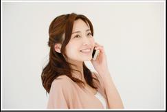 無料電話相談で安心して話せる
