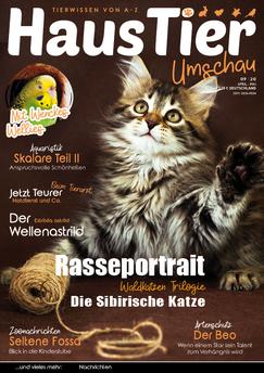Haustierumschau 09 e-Magazin/PDF 2,00 €