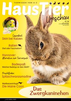 Haustierumschau 10 e-Magazin/PDF 2,50 €