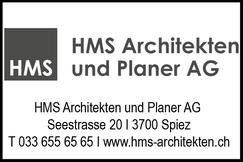 HMS Architekten und Planer AG Spiez
