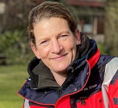 Barbara Kinser (geschäftsführender Vorstand)