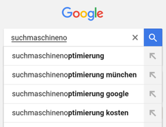 SEO München - Freelancer - Top Google Position
