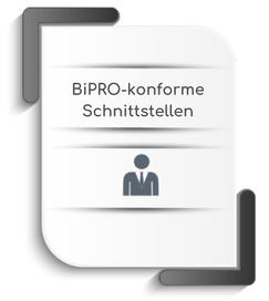 BiPRO konforme Schnittstelle