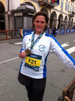 Greta Pamploni - Atleta dell'anno 2015
