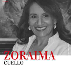 Entrevista Zoraima Cuello Revista Veinte