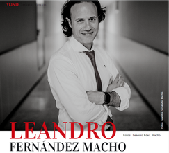 Entrevista Leandro Fernández Macho