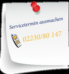 Service Termin