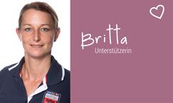 Lila Hoffnung Darmkrebshilfe CED Ehrenamtliche Britta