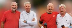 1. Sieger Rainer Wolf/Bernd Kondzilla - 2. Sieger Werner Rohrbach/Herbert Schulze