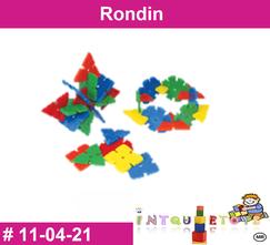 Rondin MATERIAL DIDACTICO PLASTICO INTQUIETOYS PRIMERDI