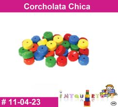 Corcholata chica MATERIAL DIDACTICO PLASTICO INTQUIETOYS PRIMERDI