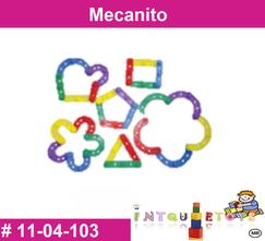 Mecanito MATERIAL DIDACTICO PLASTICO INTQUIETOYS PRIMERDI