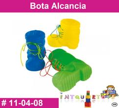 Bota Alcancia MATERIAL DIDACTICO PLASTICO INTQUIETOYS PRIMERDI