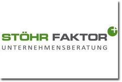 Referenz - Logo Stöhr Faktor Unternehmensberatung