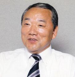 株式会社日本美装 代表取締役 石田 満雄