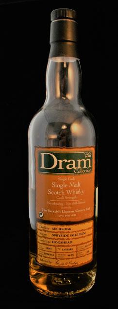 Auchroisk 1999 / 2013 C&S Dram Collection Flasche