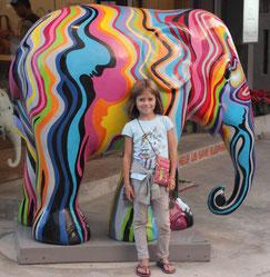 drôle d'éléphant...